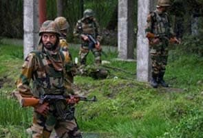 Three Army personnel killed in encounter with militants in Jammu and Kashmir