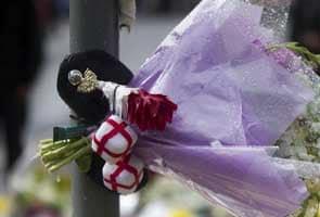 Trio arrested over London soldier terror attack