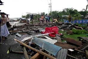 Cyclone Mahasen hits Bangladesh, 45 people killed