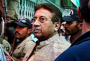 Pervez Musharraf's party wins two seats in Pakistan polls