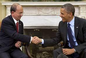 US President Barack Obama urges Myanmar to stop violence against Muslims
