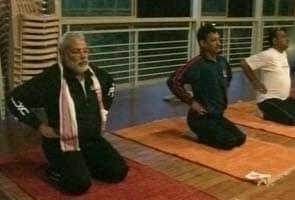 Narendra Modi, yoga and a new university for Gujarat