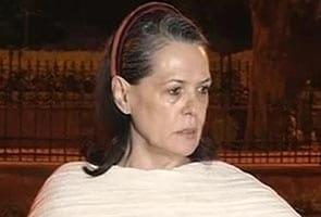 Sonia Gandhi condemns as 'despicable' the alleged attack in Chhattisgarh