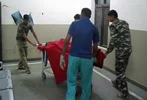 Sashastra Seema Bal (SSB) jawan shoots dead 2 colleagues in Kishtwar