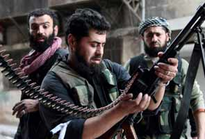 European Union ends arms embargo against Syrian rebels