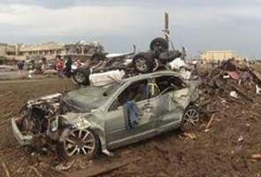 Rescuers search Oklahoma tornado town ruins as recovery starts