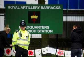 UK cops arrest tenth suspect in British soldier's killing