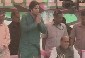 Varun Gandhi's rally in Uttar Pradesh today marks growing stature in BJP