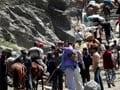 Annual Amarnath Yatra begins amid tight security