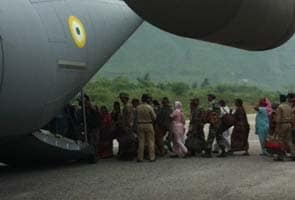 Uttarakhand: big and unusual role for the Air Force's C-130J