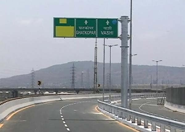 Mumbai's new freeway opens to the public today: 17 kms, no signals