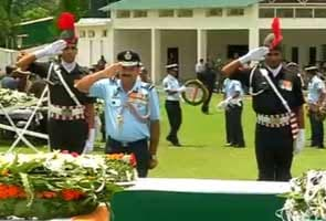 Bravehearts who died in Uttarakhand chopper crash given Guard of Honour