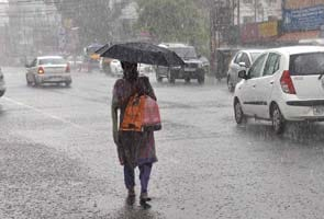 Monsoon rains hit southern Kerala coast