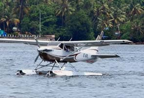 Environmentalists say no to seaplane service in Kerala backwaters