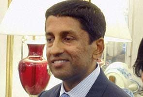 Indian-American Sri Srinivasan sworn in as top US court judge