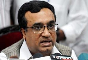 Ajay Maken, CP Joshi quit ahead of cabinet reshuffle tomorrow