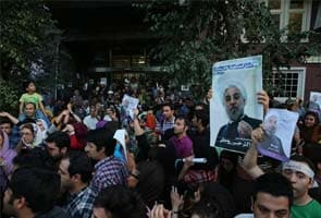 Iran moderate's poll triumph is mandate for change