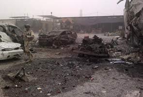 Bombs and gunbattles hit northern Iraq, 70 people killed