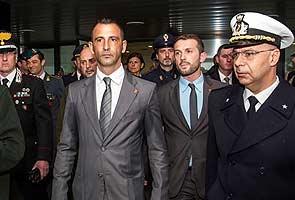 Expecting fair, speedy trial in Italian marines case: Envoy