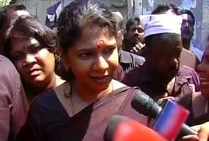 Kanimozhi thanks Sonia Gandhi for support in Rajya Sabha polls