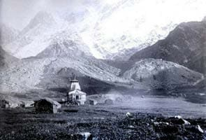 Kedarnath: one of India's most revered shrines