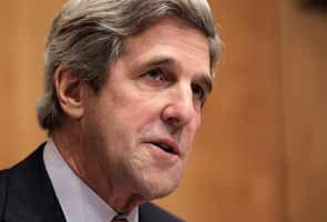 US Secretary of State John Kerry heads to Qatar to talk Syria rebel support