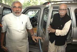 BJP rebuffs Advani, likely to make big Modi announcement in Goa