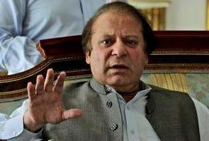 Pakistan's Nawaz Sharif condemns latest US drone strike