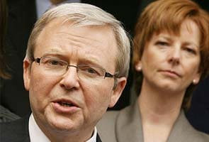 Kevin Rudd: A volatile but polished politician