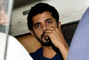IPL spot-fixing: Delhi Police invokes MCOCA, Sreesanth's bail rejected