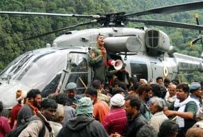 Uttarakhand: Over 800 from Karnataka rescued