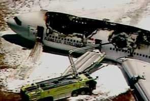 Asiana Airlines flight crashes in US, three Indians among survivors