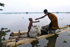 Floods in Assam have displaced 75,000 people, 250 villages affected