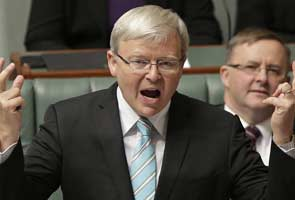 Australia now closed to boatpeople: Prime Minister Kevin Rudd