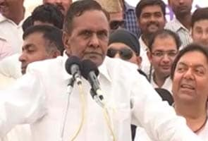 Mulayam Singh Yadav not even fit to sweep PM's house, says Beni Prasad Verma