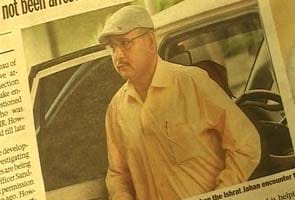 Ishrat Jahan case: High Court refuses to dismiss FIR against senior cop PP Pande