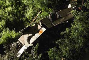 At least 37 dead after tour bus plunges into ravine in Italy