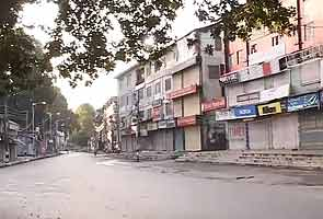 Separatists call bandh in Kashmir after two die in Army firing