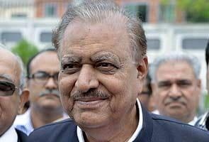 Pakistan presidential poll: India-born Mamnoon Hussain set to win tomorrow