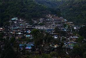 Mawsynram in India- the wettest place on earth