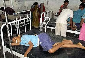 20 children die after eating mid-day meal in Bihar school