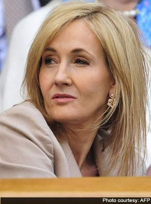 Rowling book skyrockets to an instant hit
