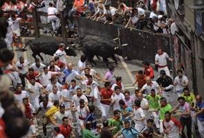 23 injured during stampede at Spanish bull run
