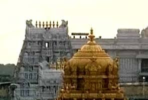 Tirupati temple makes Andhra Pradesh top tourist spot