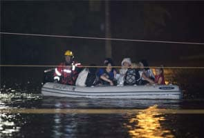 Toronto rainstorm leaves city flooded, 300,000 without power