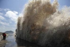China, Taiwan brace for impact of Typhoon Soulik as flood toll exceeds 200