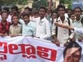 Protests against Telangana escalate, four ministers submit resignations