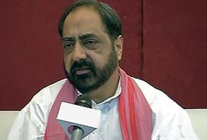 Aamir Raza Husain's exit from BJP triggers new Congress attack