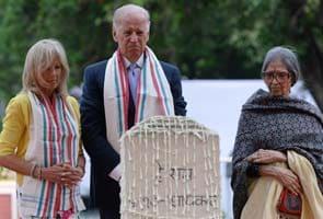 US Vice President Joe Biden in India, will focus on trade, security