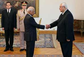 New Egyptian PM Hazem el-Beblawi seeks dialogue, end to divisions